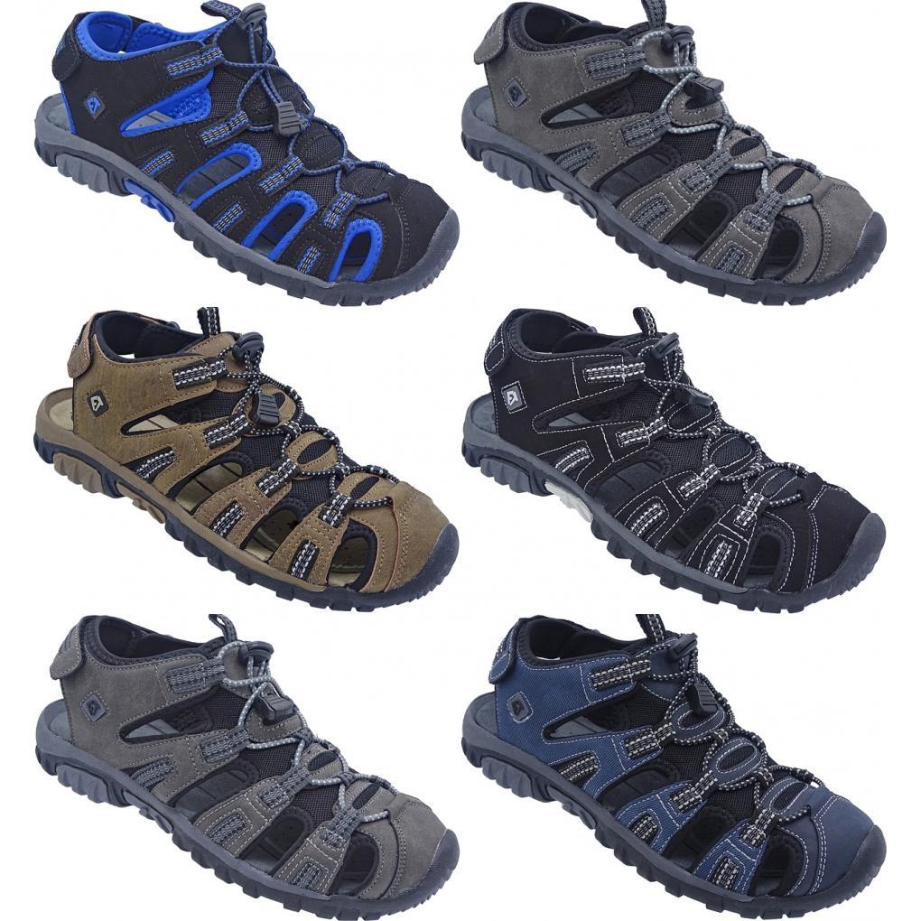 Herren Gr.41 Schuhe Sandalette OutdoorSandalee Trekking Sandale Gr.41 Herren 46 ... 0038a9